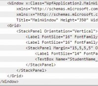 Pada postingan kali ini kita akan membahas mengenai perbedaan antara XML dan XAML. Temen-temen pasti udah sering denger dua kata ini kan? Nah apa itu XML dan apa itu XAML? Mari kita perhatikan penjelasan berikut. Selamat membaca.. XML adalah sebuah dokumen yang didesain untuk mendeskripsikan data yang tersimpan didalamnya. XML memiliki dua struktur penting di […]