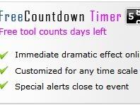 Free Web Countdown Timer Free Web Countdown Timer Author : www.webtools4free.com Download : CLICK HERE Sort Description : Script untuk menampilkan penghitungan waktu dalam web kita. Type : Web Tools Status : FREE More Info Ketika Anda mempromosikan acara peka-waktu, seperti penjualan, inilah alat yang sempurna untuk memberikan situs Anda pengunjung rasa urgensi. Ambil script […]